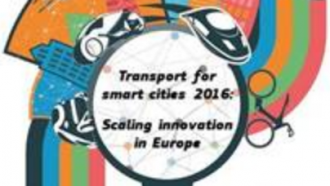 "MASAI Vision and Approach at the European Commission conference ""Transport for Smart Cities in Europe"" on 28 January 2016."