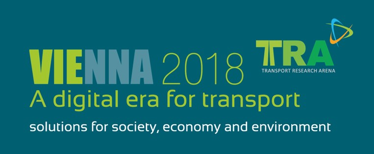 MASAI participates to Transport Research Arena 2018, Vienna